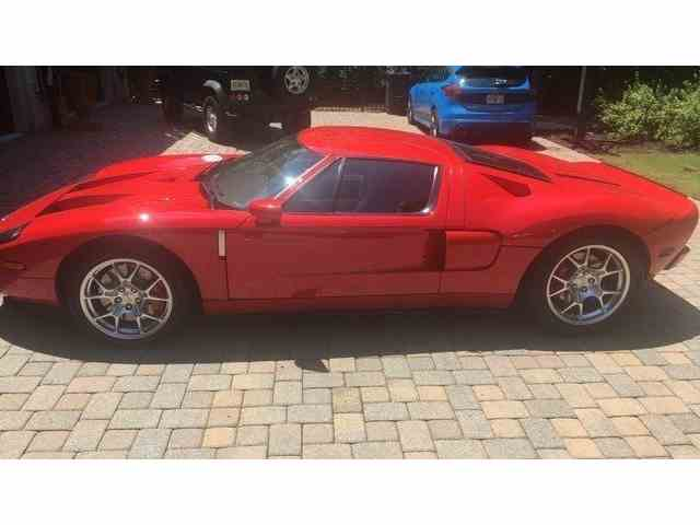 2005 Ford GT | 1002320