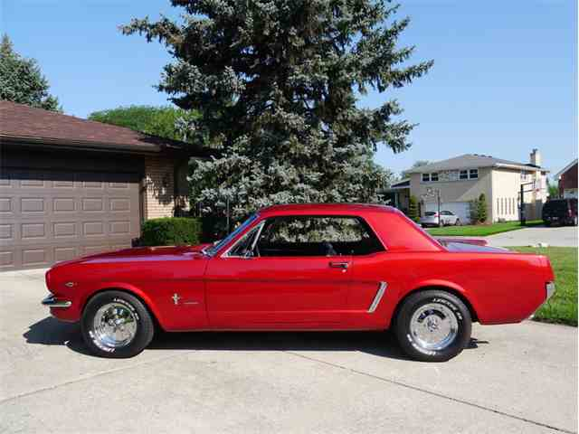 1965 Ford Mustang | 1002323