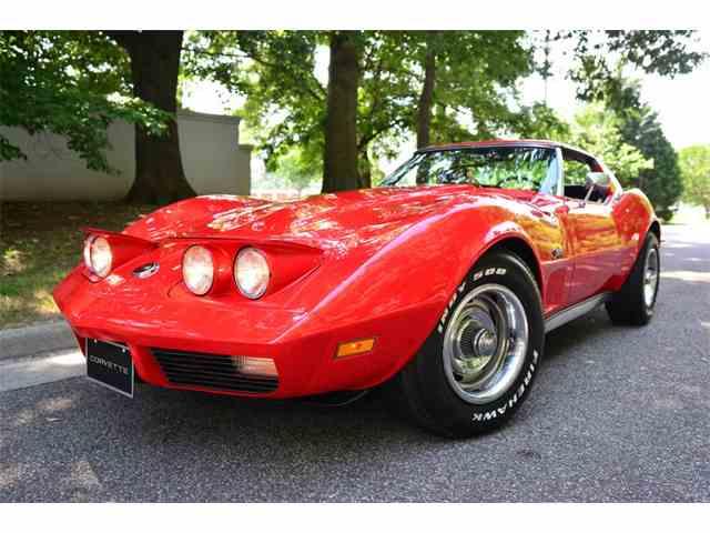 1973 Chevrolet Corvette | 1002329