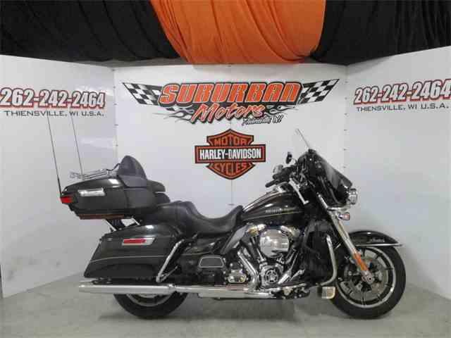 2016 Harley-Davidson® FLHTK - Ultra Limited | 1000233