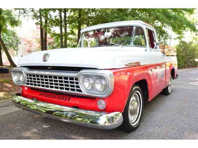 1958 Ford F100 | 1002331