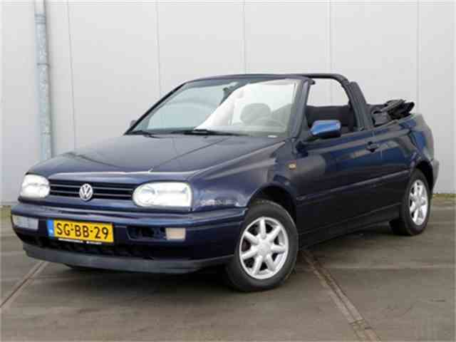 1997 Volkswagen Golf 3 | 1002332