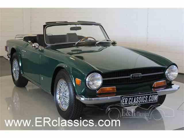 1971 Triumph TR6 | 1002334