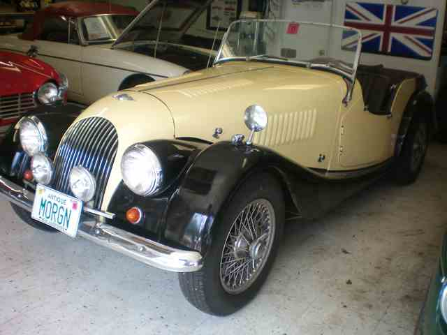 1967 Morgan Plus 4 | 1002339