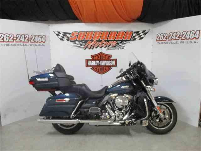 2016 Harley-Davidson® FLHTK - Ultra Limited | 1000234