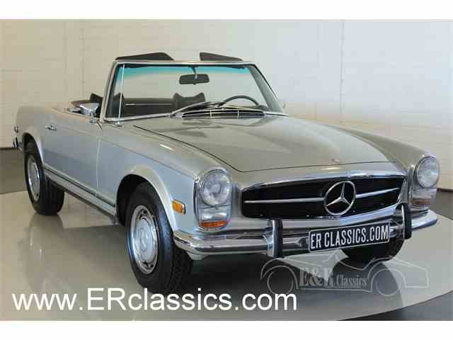 1969 Mercedes-Benz 280SL | 1002348