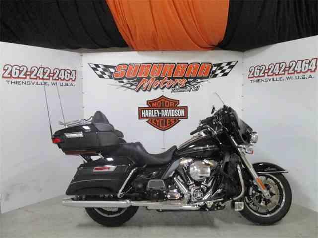 2016 Harley-Davidson® FLHTK - Ultra Limited | 1000235