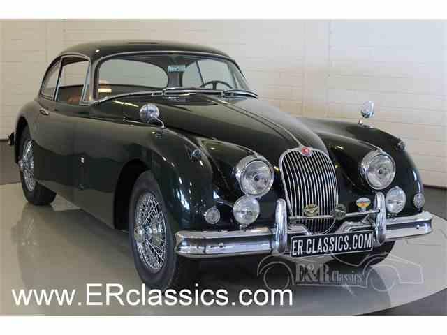 1957 Jaguar XK150 | 1002354