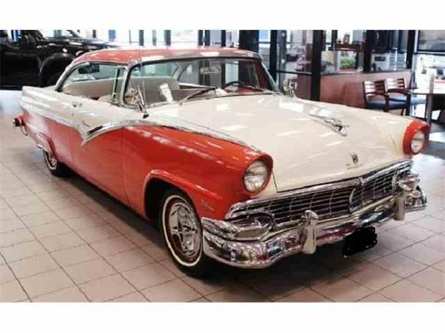 1956 Ford Victoria | 1002359