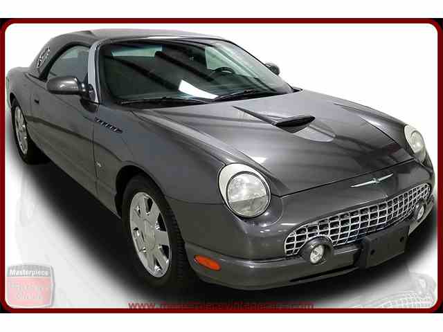2003 Ford Thunderbird | 1000236