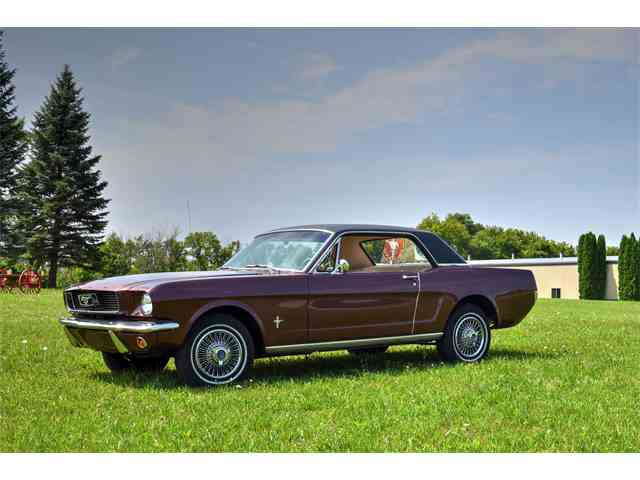 1966 Ford Mustang | 1002363