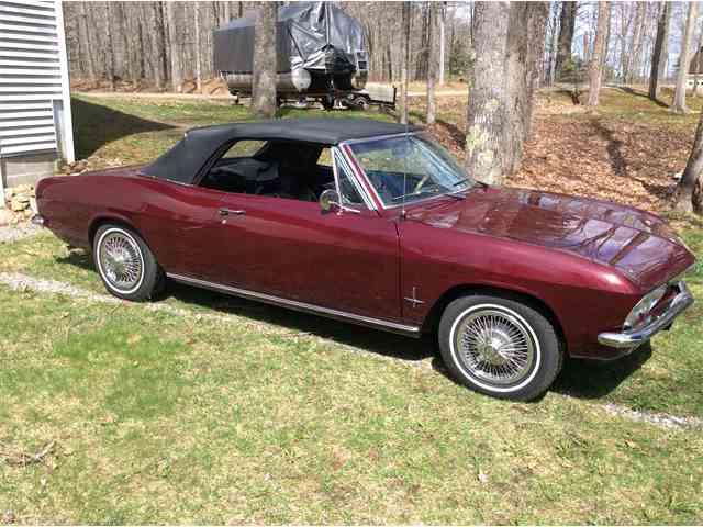 1966 Chevrolet Corvair Monza | 1002366