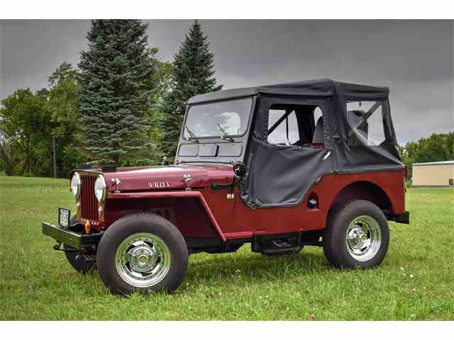 1953 Willys Jeep | 1002373