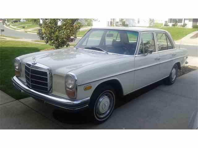 1969 Mercedes-Benz 250 | 1002374