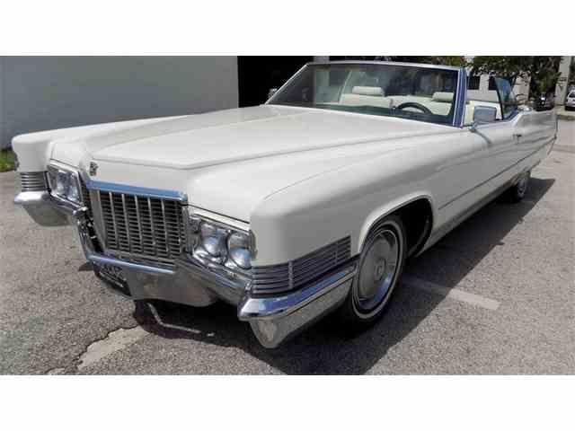 1970 Cadillac DeVille | 1002375