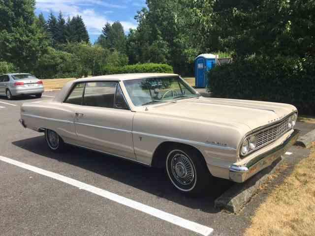 1964 Chevrolet Malibu | 1002379