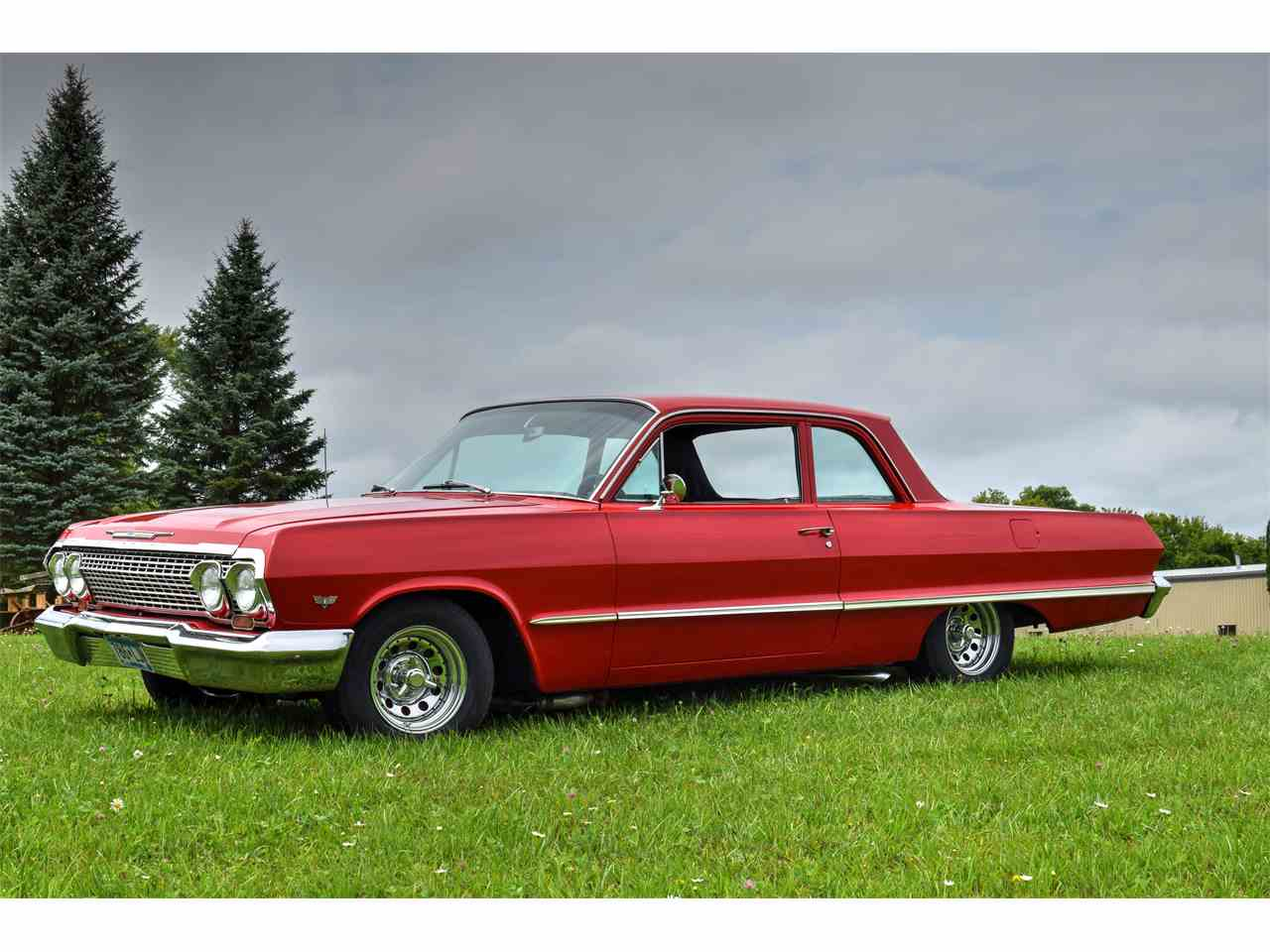 1963 Chevrolet Bel Air for Sale - CC-1002385