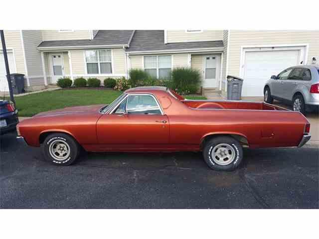 1971 Chevrolet El Camino | 1002386