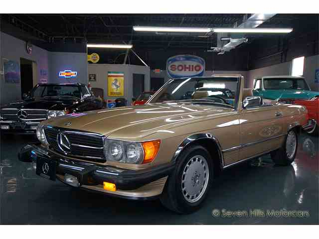 1987 Mercedes-Benz 560SL | 1002394
