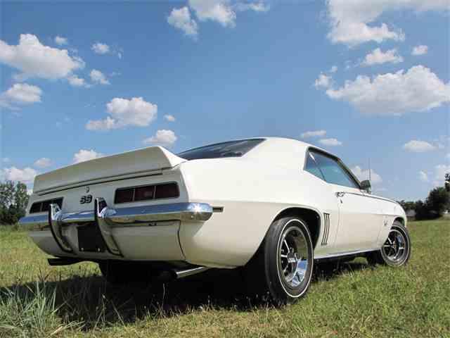 1969 Chevrolet Camaro SS | 1002396
