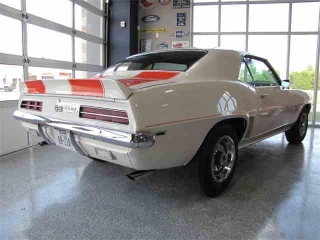1969 Chevrolet Camaro | 1002398