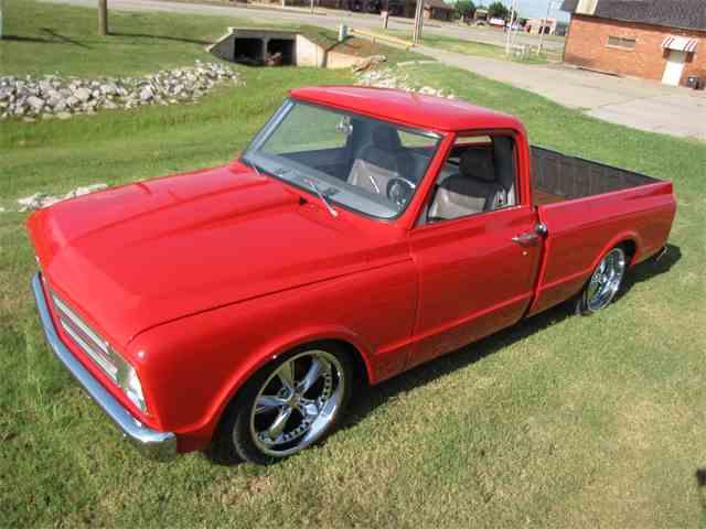 1967 Chevrolet C/K 10 | 1002399
