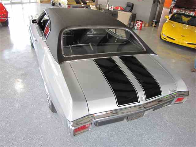 1970 Chevrolet Chevelle SS | 1002400