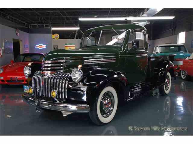 1946 Chevrolet 3100 | 1002401