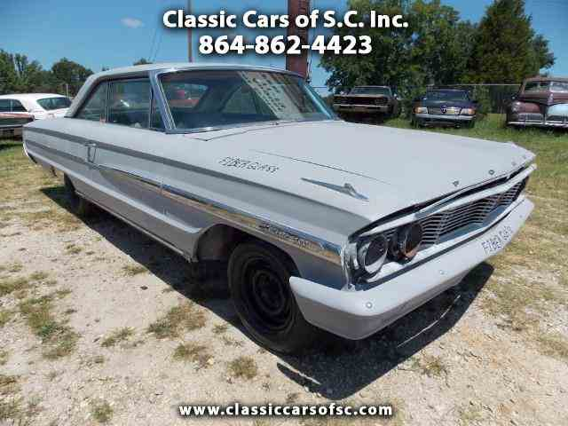 1964 ford galaxie for sale on 49 available. Black Bedroom Furniture Sets. Home Design Ideas