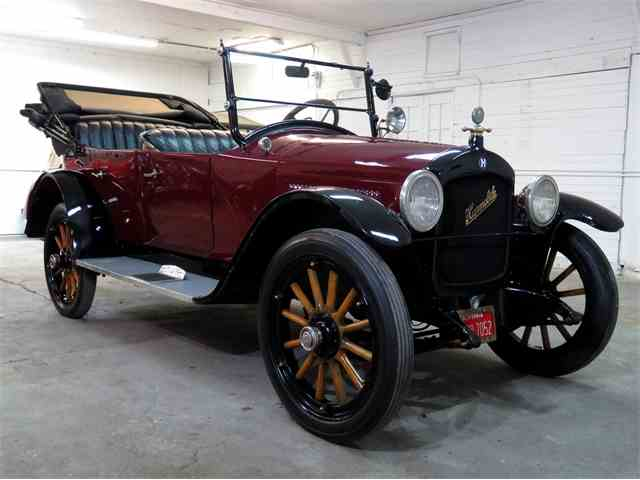 1921 Hupmobile Touring Model R | 1002410