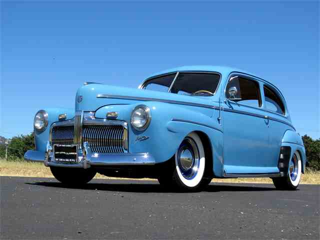 1942 Ford Super Deluxe | 1002412