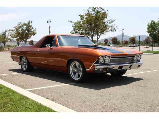1968 Chevrolet El Camino | 1002417