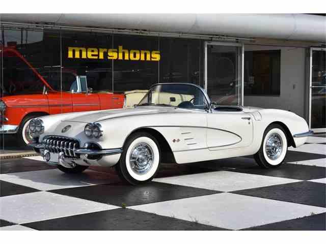 1958 Chevrolet Corvette | 1002420