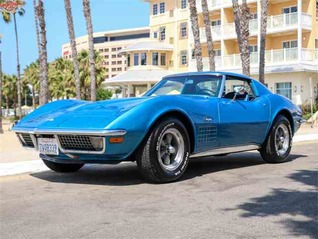 1971 Chevrolet Corvette | 1002425