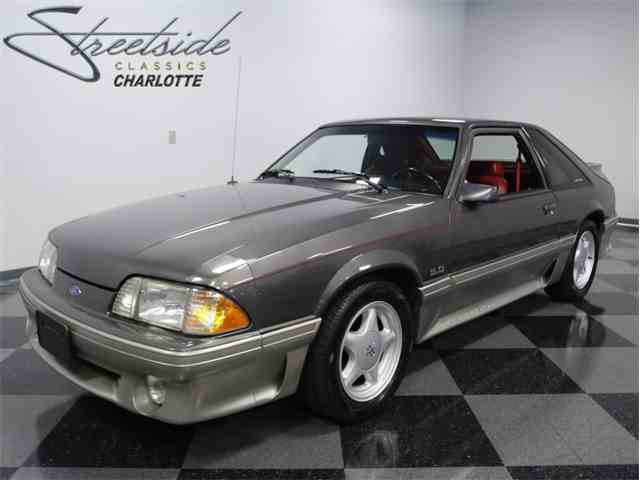 1991 Ford Mustang GT | 1002429