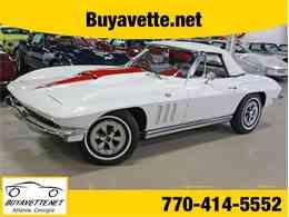 1965 Chevrolet Corvette for Sale - CC-1002431
