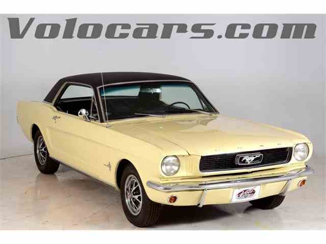 1966 Ford Mustang | 1002434