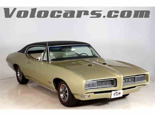 1968 Pontiac GTO | 1002436