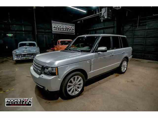 2012 Land Rover Range Rover   1000244