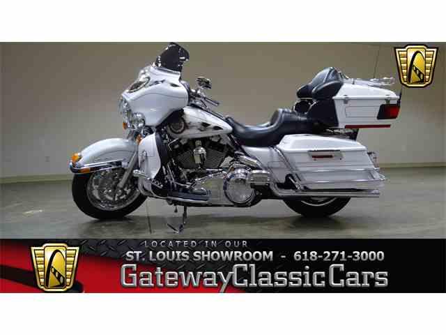 2008 Harley-Davidson FLHTCU | 1002442