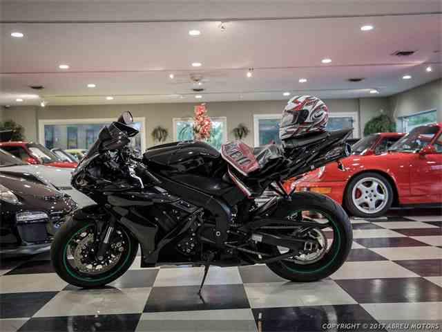 2006 Yamaha Motorcycle | 1000245