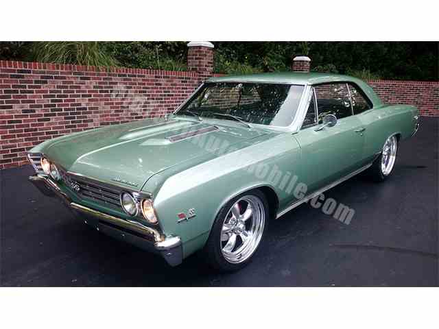 1967 Chevrolet Chevelle SS | 1002450