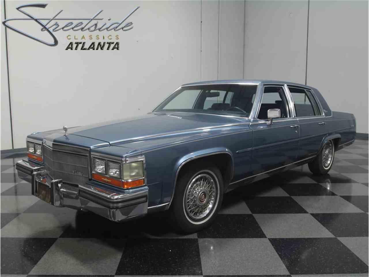 1986 Cadillac Fleetwood Brougham for Sale - CC-1002452