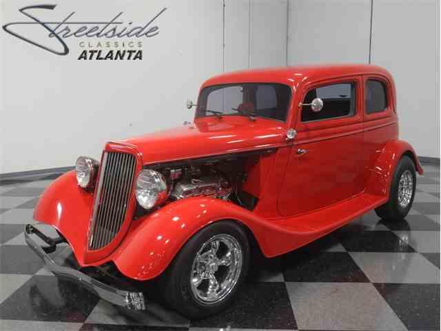 1933 Ford Vicky Streetrod | 1002453
