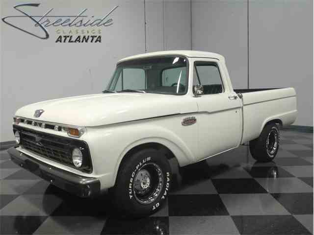 1966 Ford F100   1002454