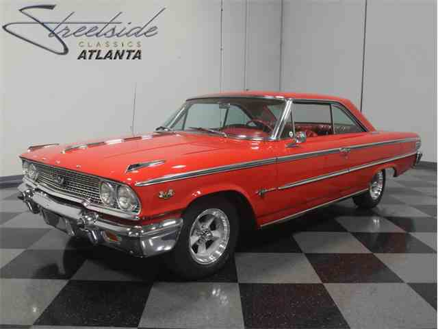 1963 Ford Galaxie 500 XL | 1002456