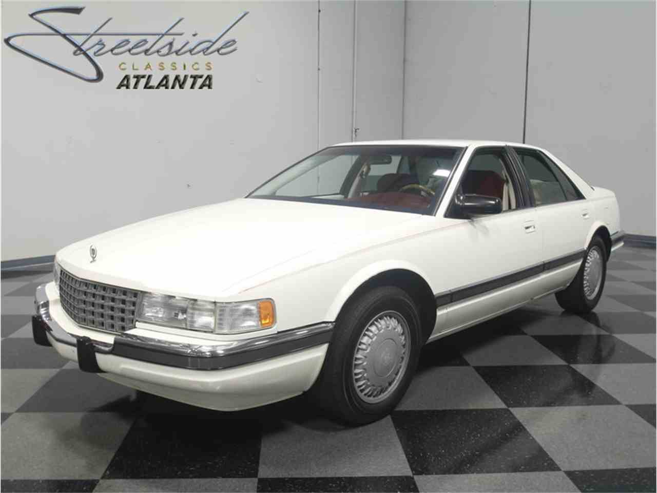 1992 Cadillac Seville for Sale - CC-1002457