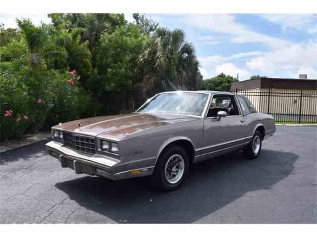 1983 Chevrolet Monte Carlo | 1002458