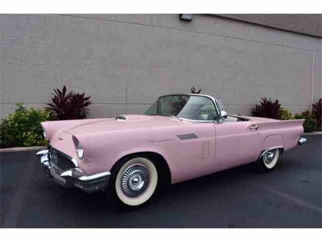 1957 Ford Thunderbird | 1002459