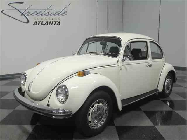 1972 Volkswagen Super Beetle | 1002461